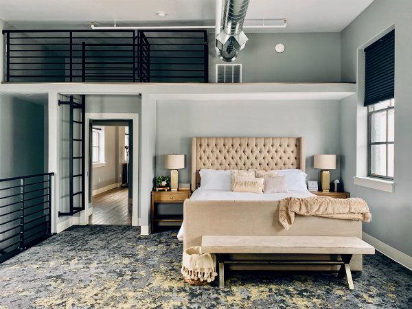 rental luxury flat